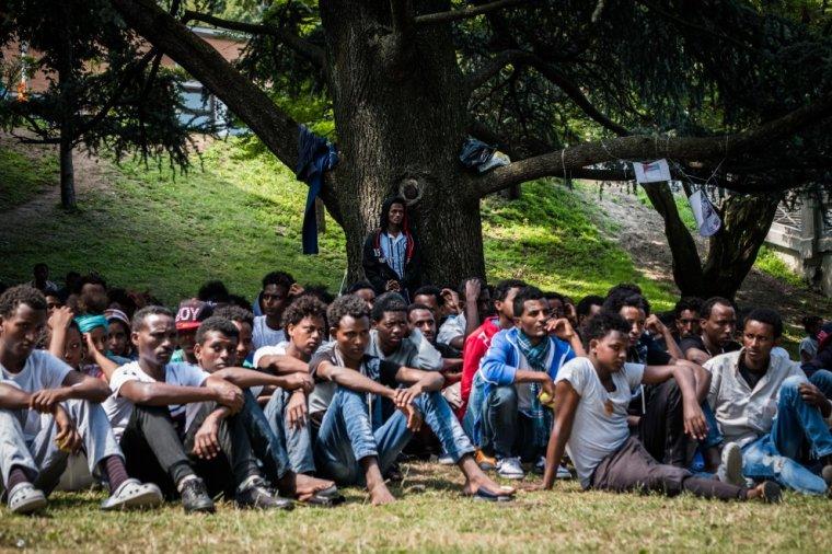 migranti como